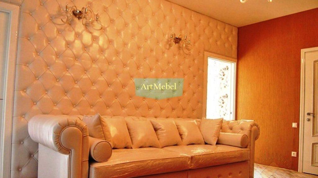 Мягкие стеновые панели на заказ
