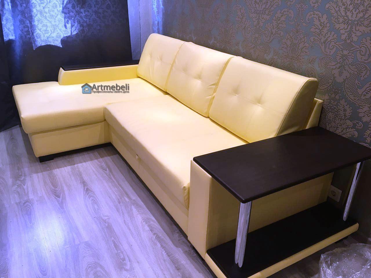Изменение дизайна мягкой мебели