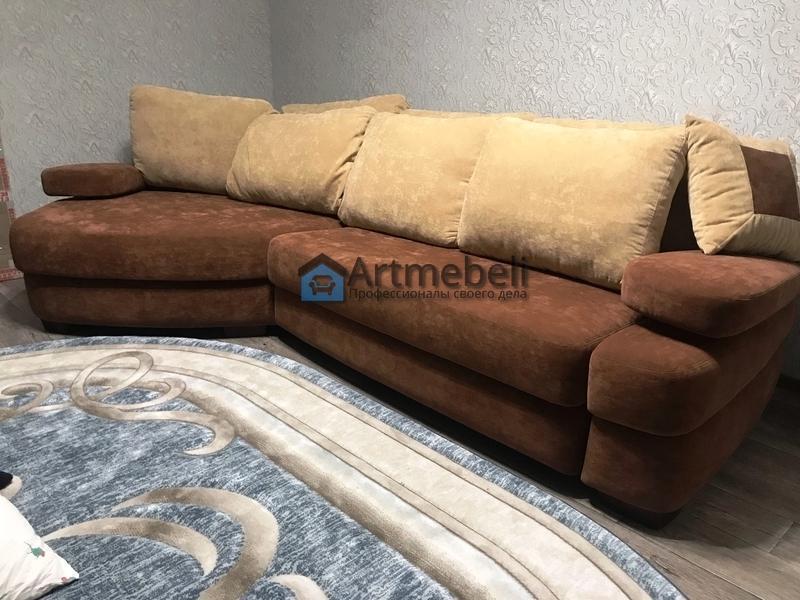 Перетяжка мебели Теремки