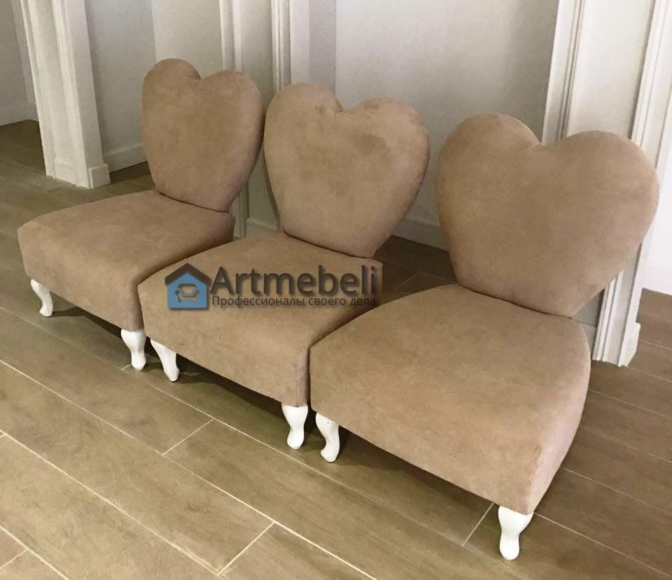 Перетяжка мебели Берковцы