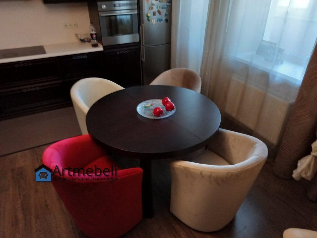 Перетяжка мебели отзывы Киев